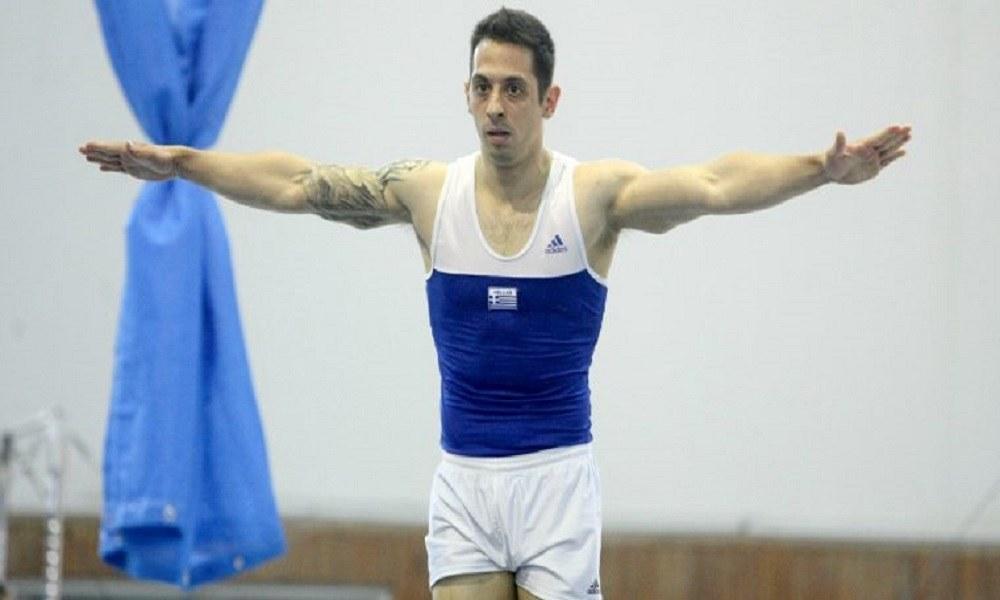 Γυμναστική: Εξαιρετικός ο Χριστόφορος Κωνσταντινίδης