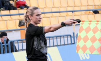 Κουρομπύλια: Βοηθός στα ημιτελικά του Champions League γυναικών