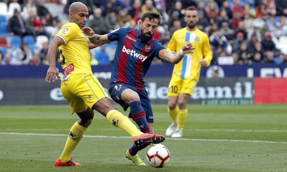 La Liga: Έμειναν στην ισοπαλία Λεβάντε και Εσπανιόλ - Sportime.GR