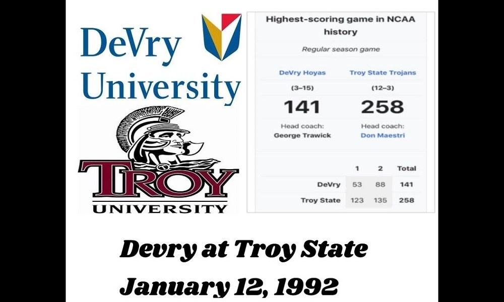 Ο Ιωνικός δεν πέρασε το… Troy State!