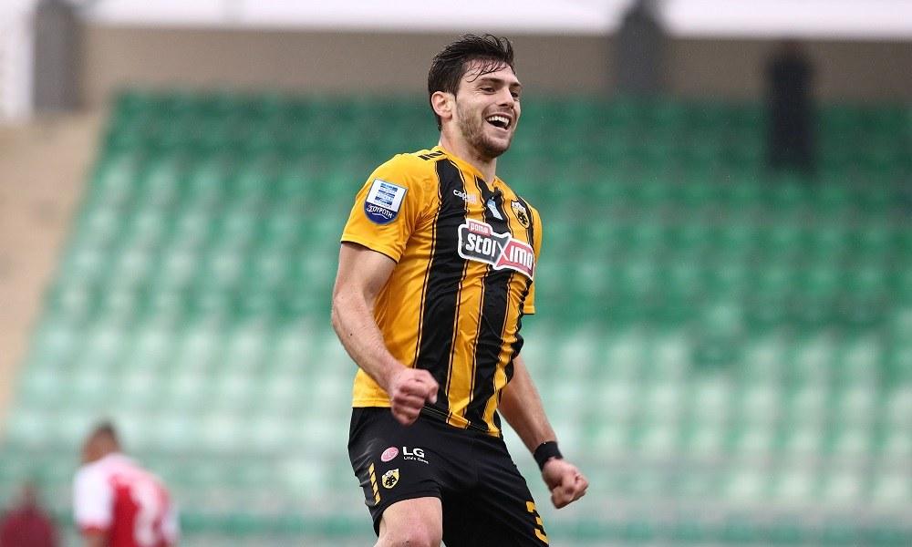 Μπογέ: «Ευτυχισμένος στην ΑΕΚ, αξίζουμε το κύπελλο» - Sportime.GR