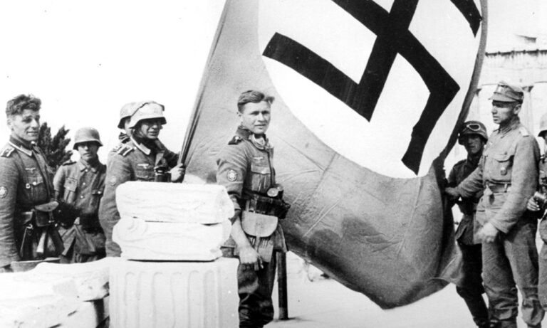 6 Απριλίου 1941: Οι Γερμανοί εισβάλουν στην Ελλάδα