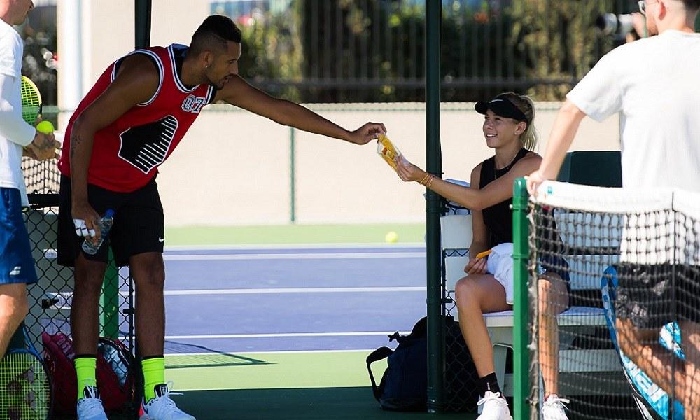 Ο Κύργιος ήταν όλα τα λεφτά στο Miami Open (vid)