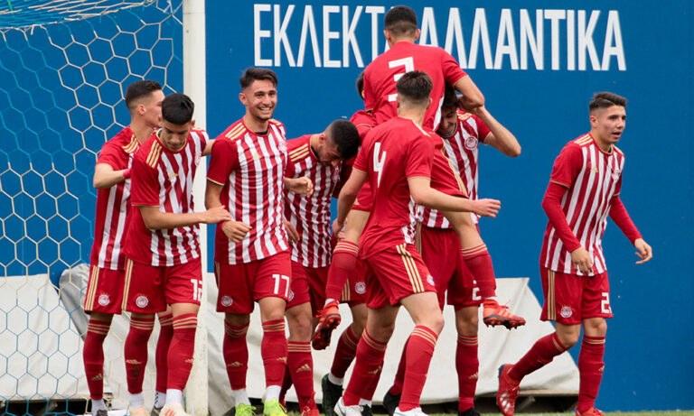 Ολυμπιακός-ΠΑΣ Γιάννινα 2-0 Κ17: Εύκολο εισιτήριο για τελικό
