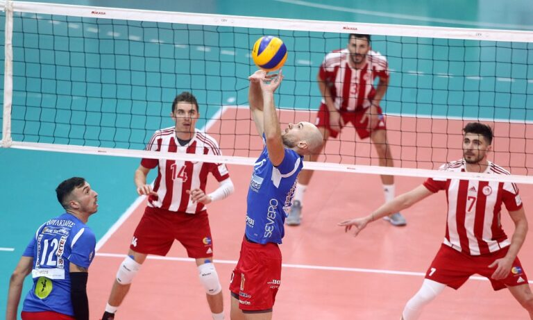 Volley League: Ξεκάθαρα φαβορί, αλλά…