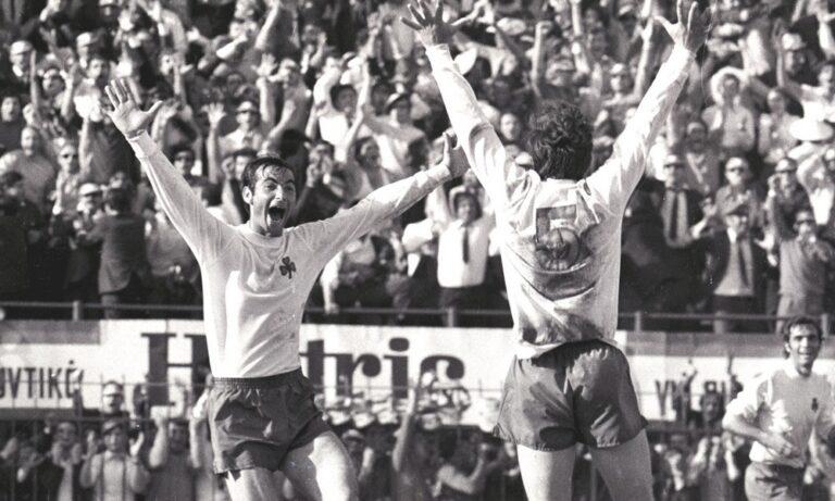 «Το γκολ του Καμάρα»: Παναθηναϊκός-Ερυθρός Αστέρας 3-0