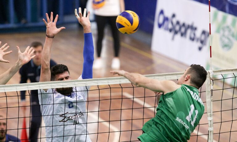 Volley League: Πλέι οφ, δεύτερη πράξη
