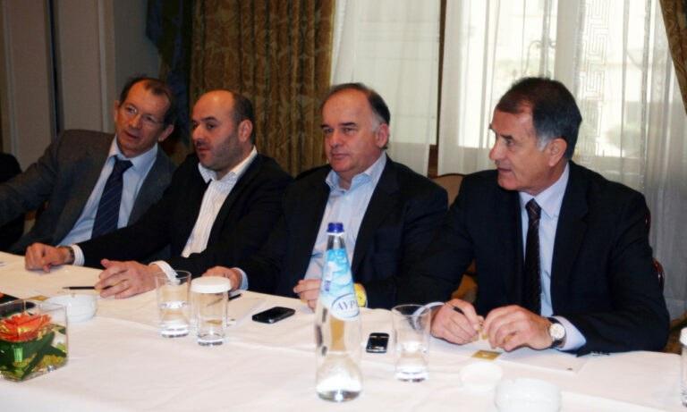 AEK: Και ο Πέτρος Παππάς η συνάντηση για την «Αγιά Σοφιά»