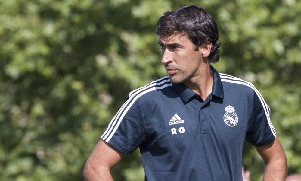 Ραούλ προπονητής στην Ρεάλ Καστίγια - Sportime.GR