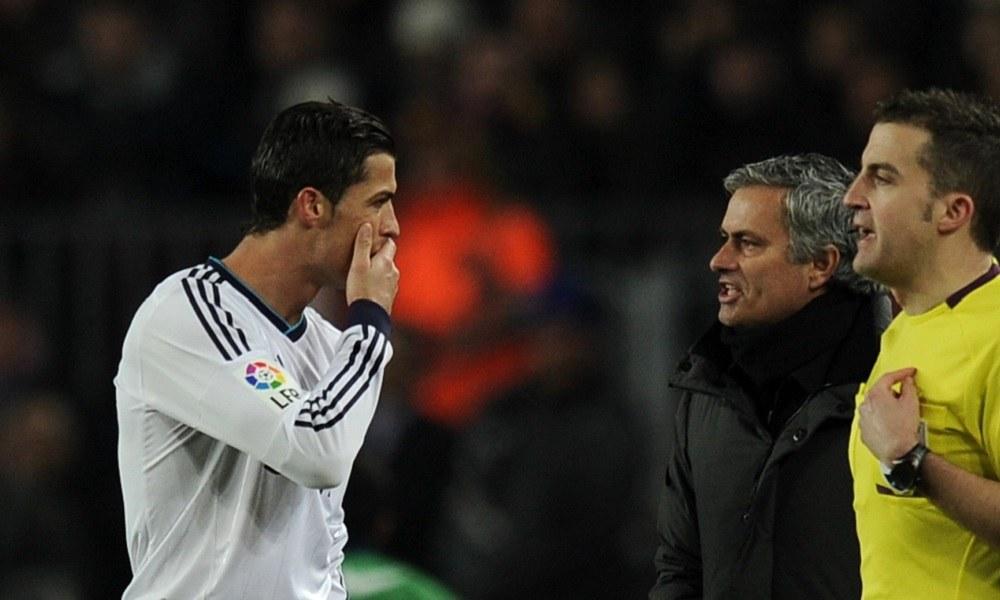 Αντεμπαγιόρ: «Ο Μουρίνιο φώναζε στον Ρονάλντο»