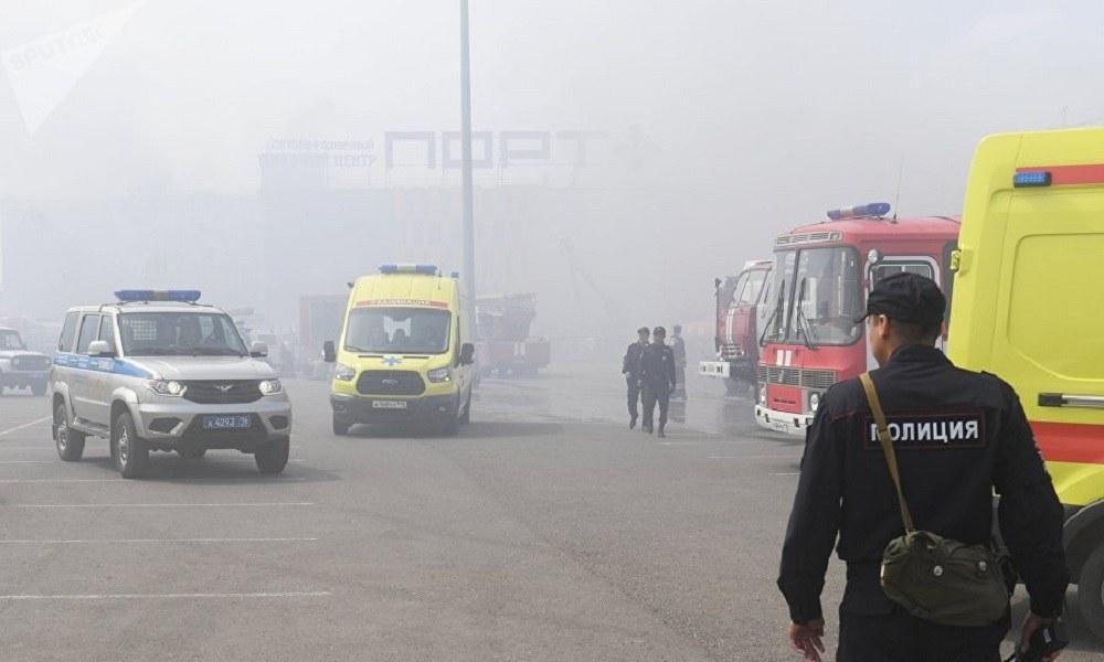 Ρωσία: Έκρηξη με τραυματίες στην Αγία Πετρούπολη