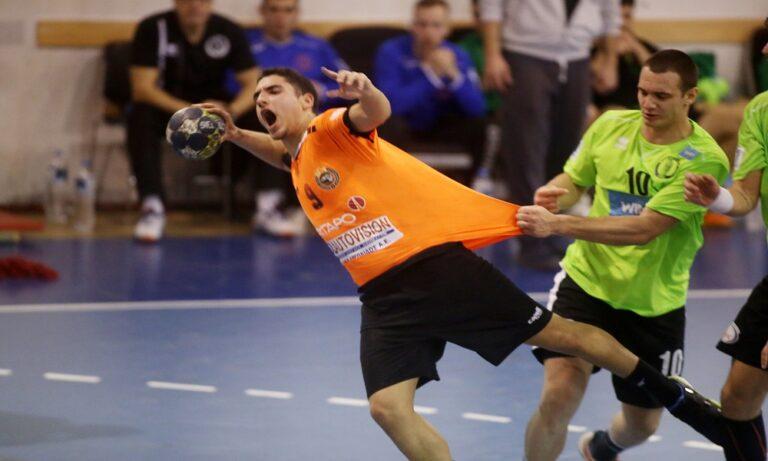 Handball Premier: Προβάδισμα παραμονής ο Φοίβος Συκεών