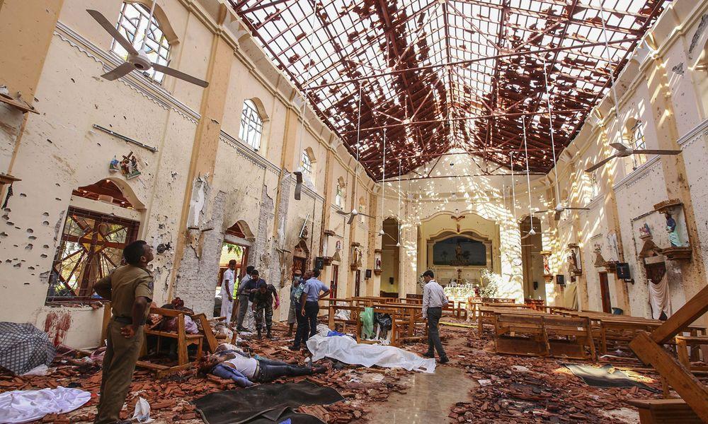 Νέα έκρηξη σε εκκλησία στην Σρι Λάνκα