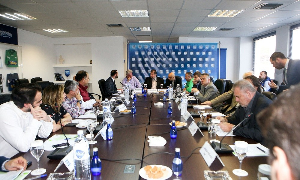 Super League: Συνεδριάζει για εκλογή νέου προέδρου