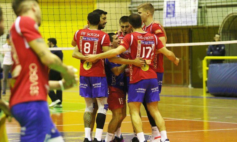 Volley League: Προβάδισμα ο Φοίνικας Σύρου