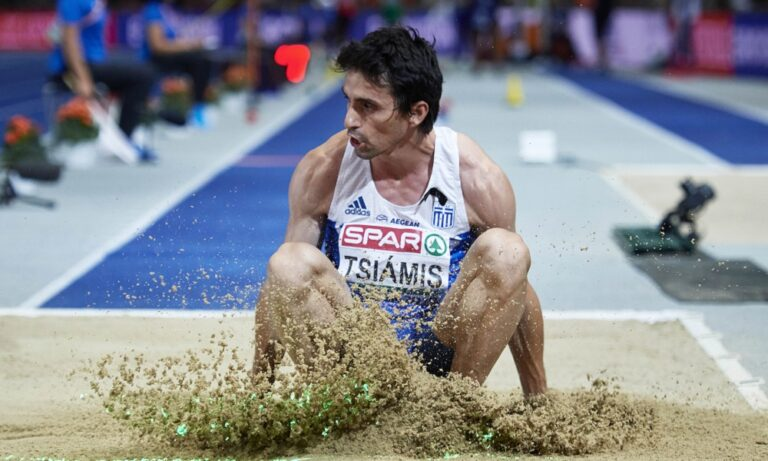 Στίβος-Ευρωπαϊκό κλειστού: Στον τελικό του τριπλούν ο Τσιάμης, εκτός ο Ανδρικόπουλος!