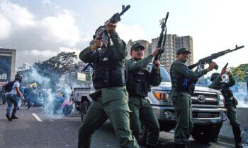 Βενεζουέλα πραξικόπημα