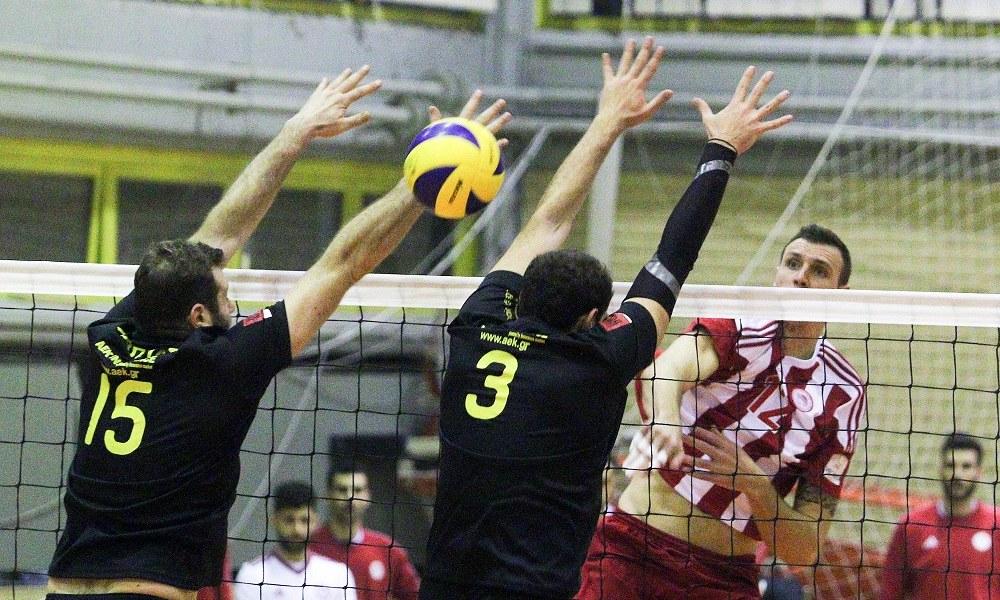 Volley League: Το πρόγραμμα στην πρεμιέρα των πλέι οφ