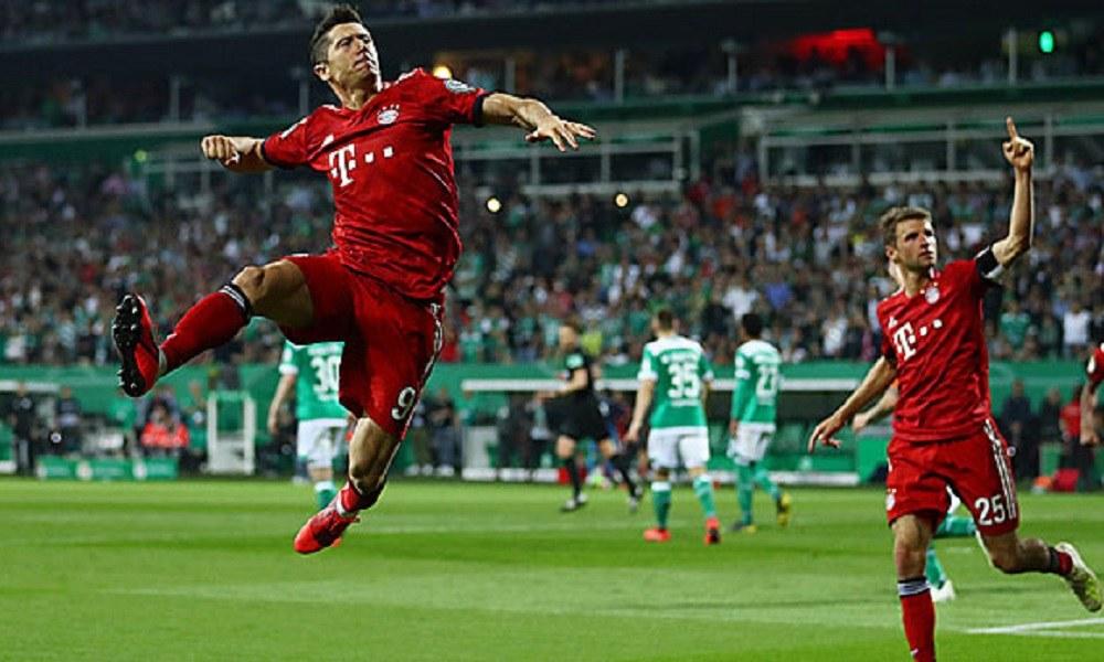 Κύπελλο Γερμανίας: Στον τελικό η Μπάγερν, 3-2 τη Βέρντερ Βρέμης (vid)
