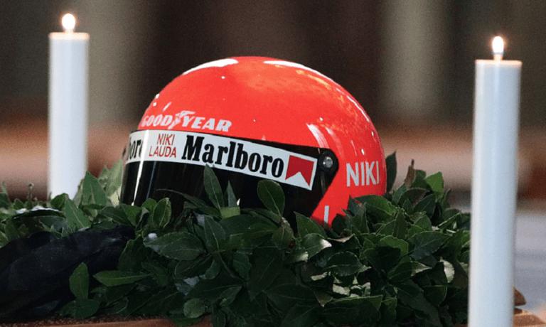 Νίκι Λάουντα: Κηδεύεται με τη στολή της F1 (pics)