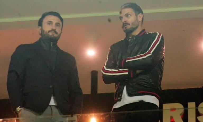 Άρης: Μπαίνει στο ποδοσφαιρικό τμήμα ο Χαριστέας