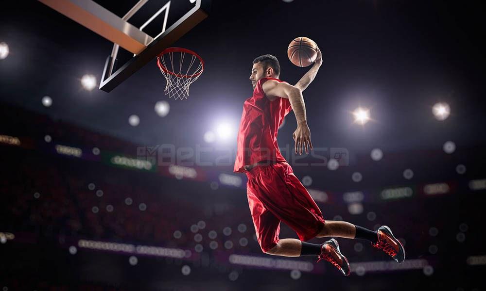 Μπάσκετ στοίχημα σε παίκτες – Πώς να κερδίσεις τους μπουκ
