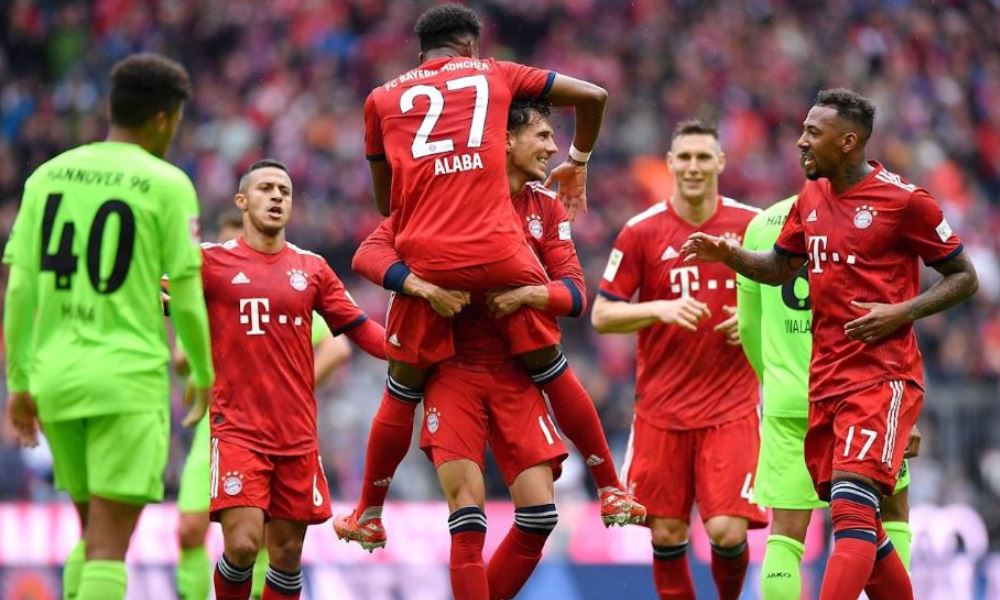 Bundesliga: Η Μπάγερν έδειξε τα… δόντια της (vid) - Sportime.GR