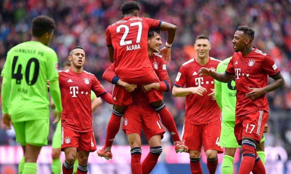 Bundesliga: Η Μπάγερν έδειξε τα… δόντια της (vid)