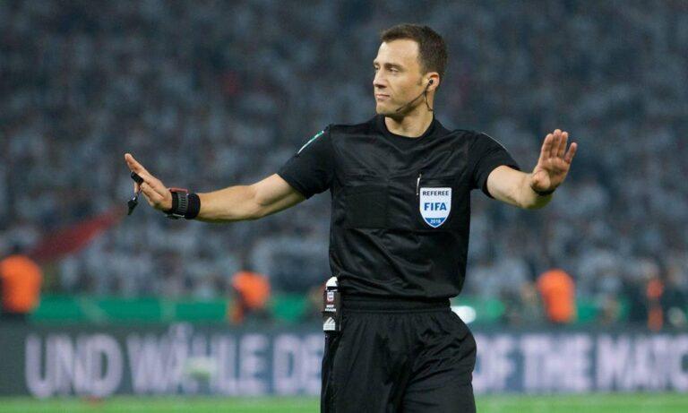 ΕΠΟ: Ο Γερμανός Τσβάιερ στον τελικό Κυπέλλου