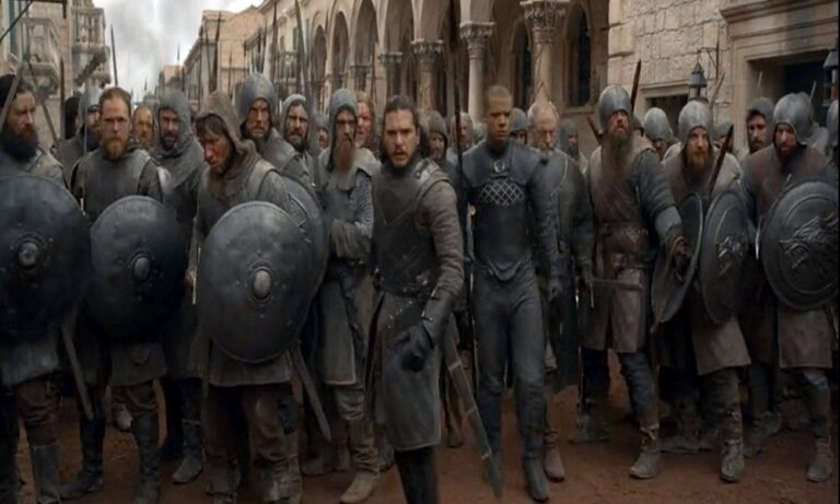 Game Of Thrones: Ο κορμπάρσος που παίζει συνεχώς!