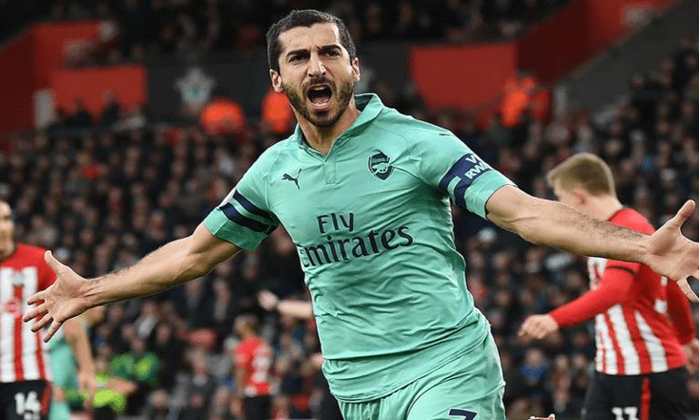 Άρσεναλ: Χωρίς Μεχιταριάν στον τελικό του Europa League