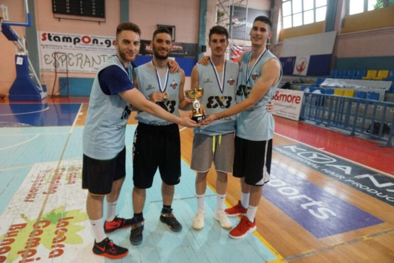 Με τη στήριξη του Peter Sport μεγάλη επιτυχία στο επίσημο 3X3 της FIBA στη Θεσσαλονίκη (pics)