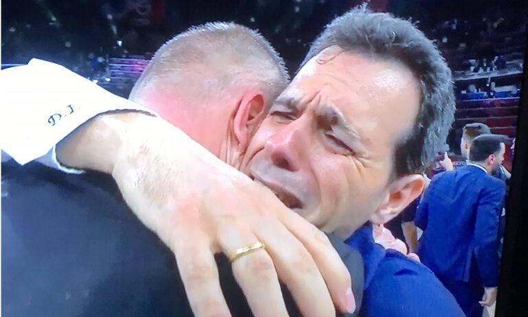 Συγκλονιστικό: Ο Ιτούδης κλαίει στην αγκαλιά του Βατούτιν (pic)