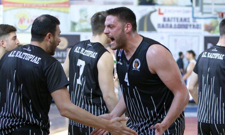 Α2: Η Καστοριά πρώτη επιλαχούσα για την Basket League