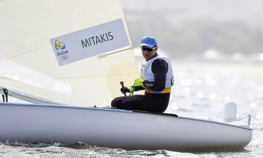 Ιστιοπλοΐα: Ο Μιτάκης έστειλε την Ελλάδα στο Τόκιο