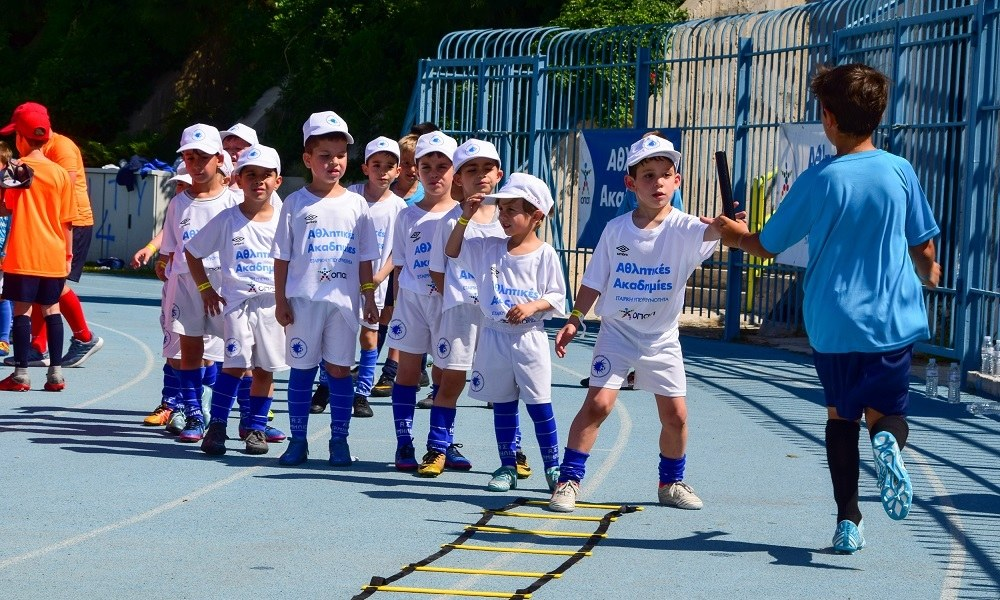 ΟΠΑΠ: Μεγάλη γιορτή του αθλητισμού στην Καλλιθέα με συμμετοχή 2.450 παιδιών και γονέων/κηδεμόνων
