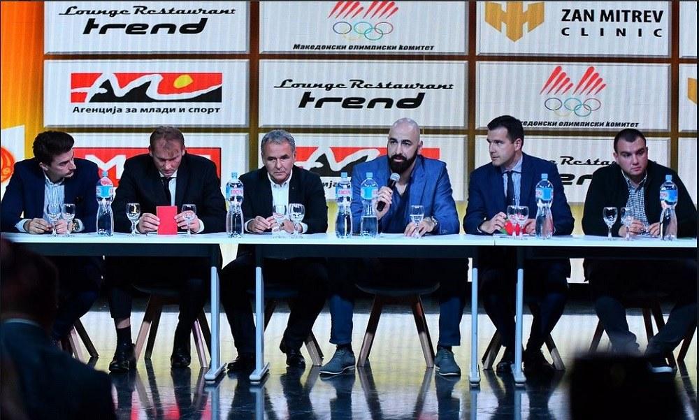 Ο Περο Άντιτς νέος πρόεδρος της ομοσπονδίας στα Σκόπια!