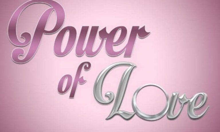 Power of Love 28/5