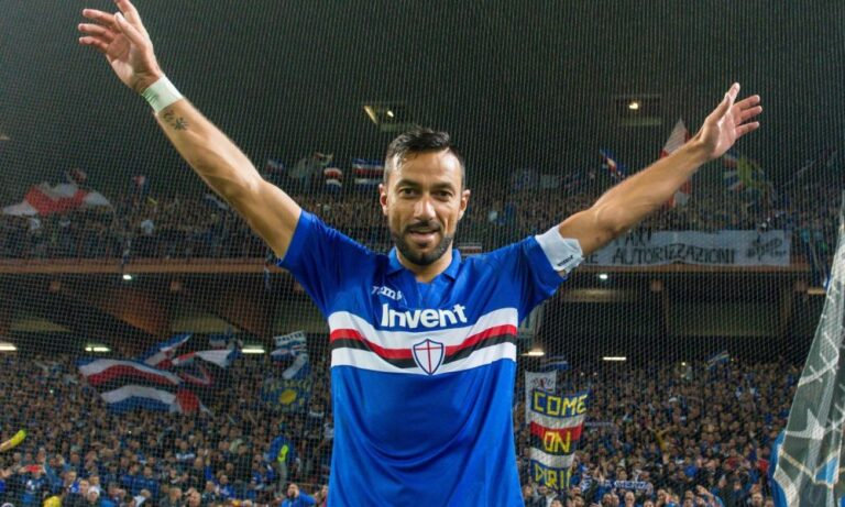 Serie A: Πρώτος σκόρερ στα 36 του ο Κουαλιαρέλα