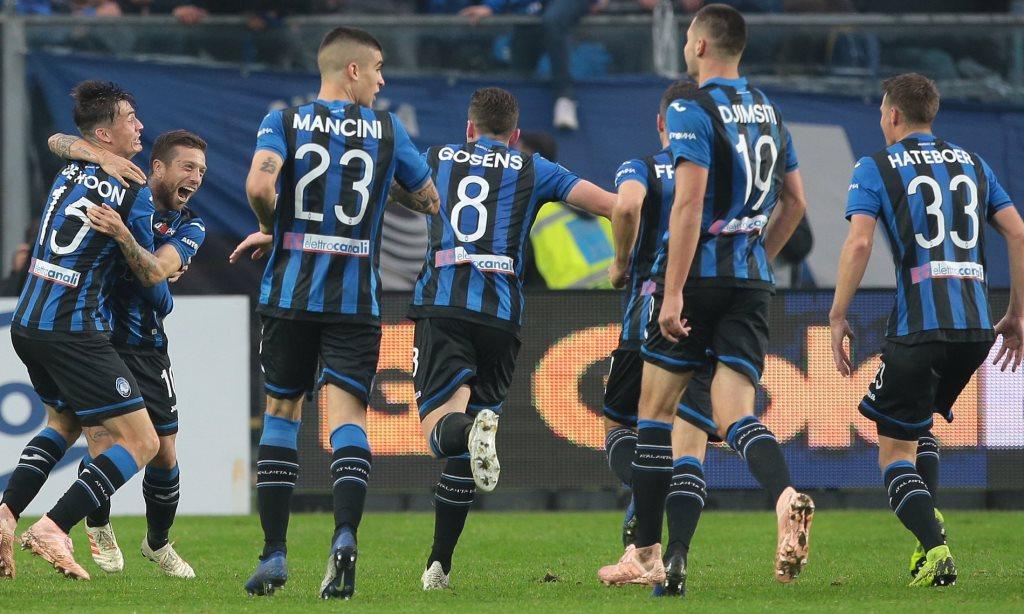 Serie A: Βγήκε στο Champions League η Αταλάντα!