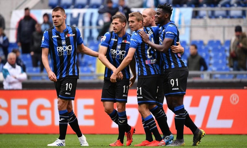 Serie A: Ολοταχώς για Champions League η Αταλάντα
