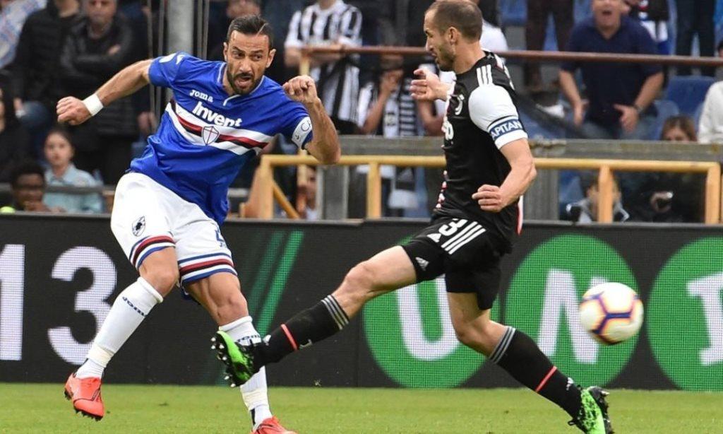Serie A: Η Σαμπντόρια νίκησε τη Γιουβέντους