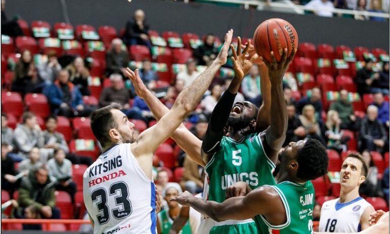 VTB League: Νικες για Ούνικς, Χίμκι στα πλέι οφ (vids)