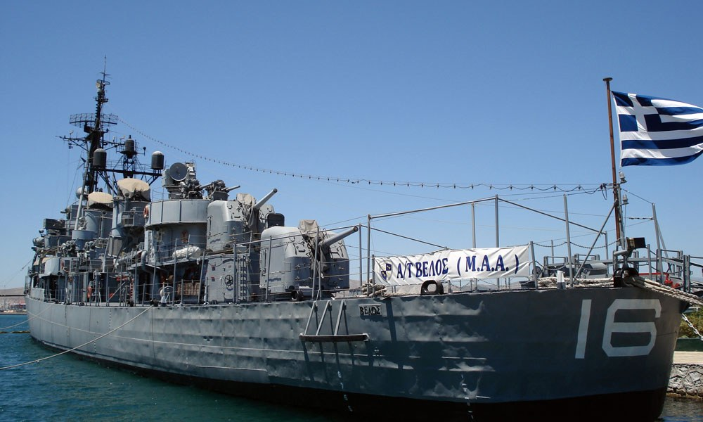 22 Μαΐου 1973: Το Κίνημα του Ναυτικού