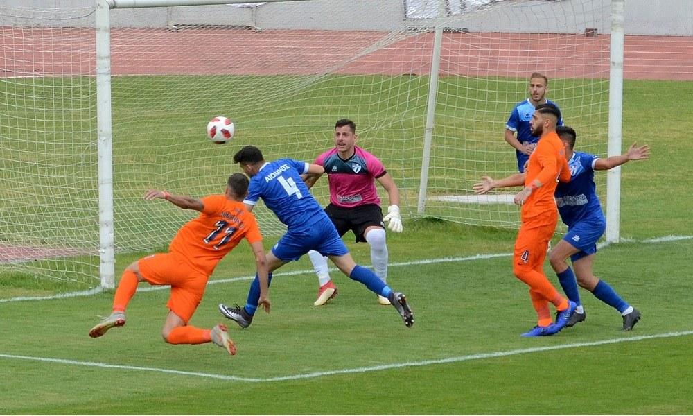 Αιολικός-Ιωνικός 2-2: Προβάδισμα ανόδου οι Νικαιώτες (vid) - Sportime.GR