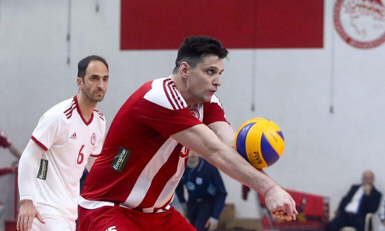 Ολυμπιακός: Με Αλεξίεφ, Κουμεντάκη στον τελικό