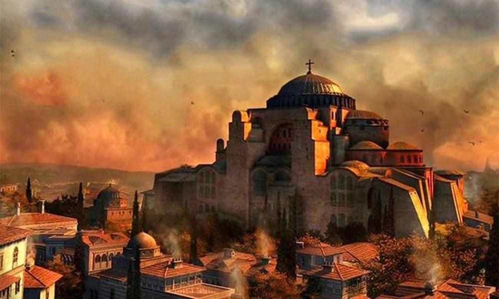 Σαν Σήμερα 29/5: Η Άλωση της Κωνσταντινούπολης