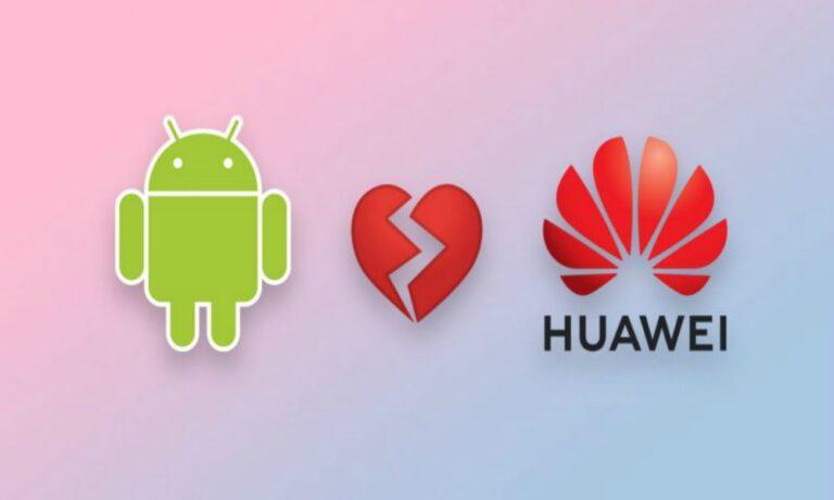 Η Google αφήνει… εκτός Αndroid τη Huawei!