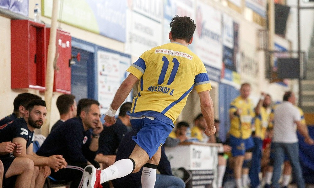 Handball Premier: Σώθηκε ο Άρης Νίκαιας