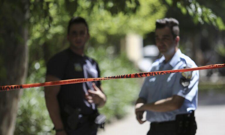 Αυτοκτονία στην Καλογρέζα και αστυνομία